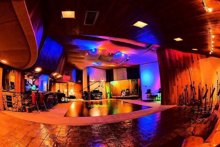 studio live room 1